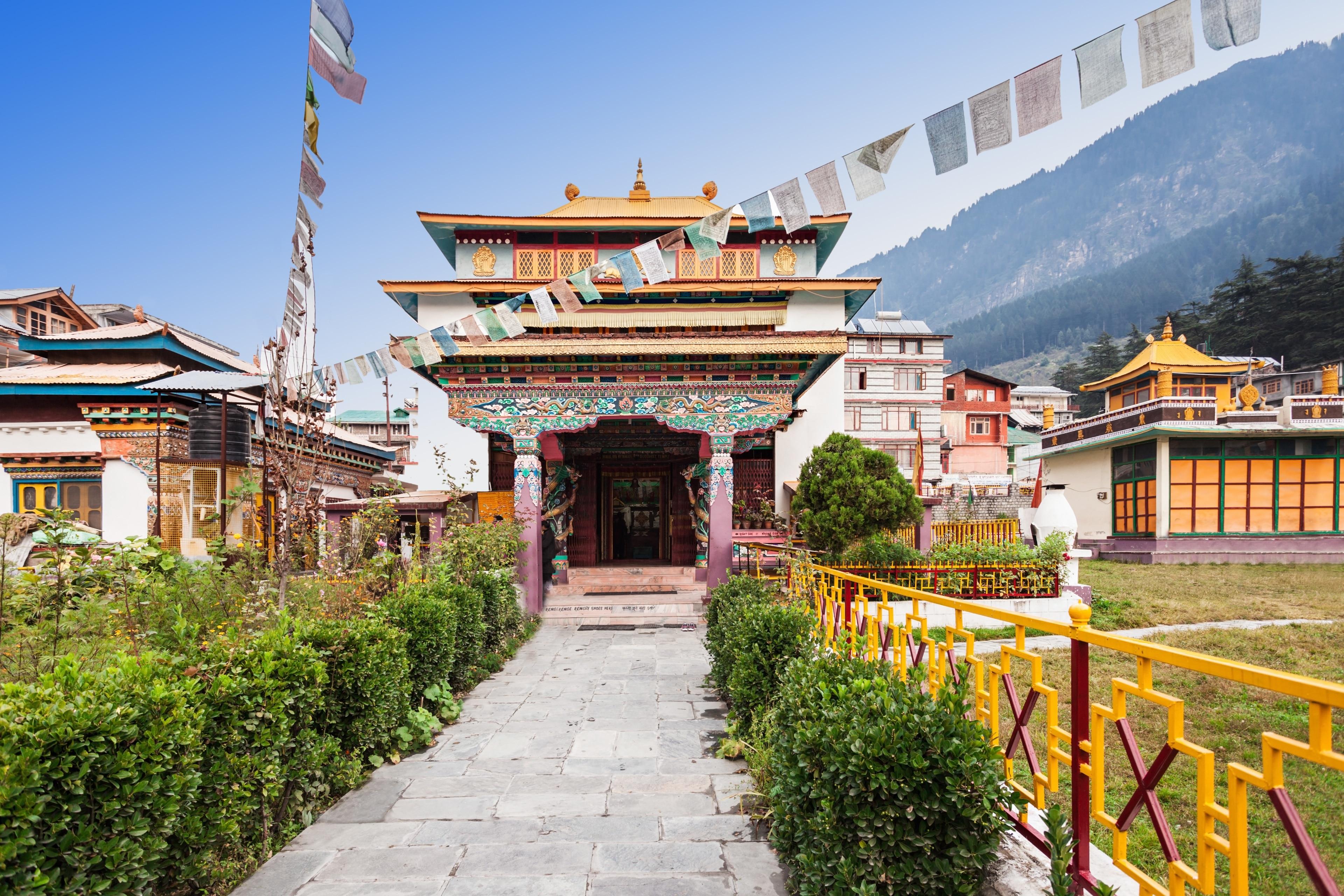 Dharamshala, Himachal Pradesh, Indien
