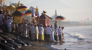 Padang Galak-tengerpart