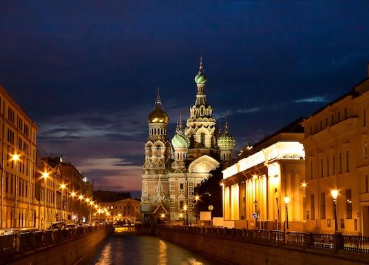 聖彼得堡, 俄羅斯