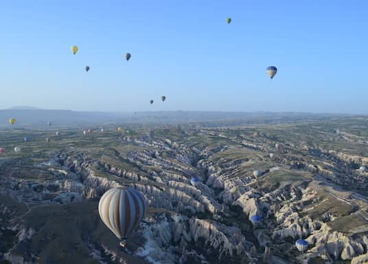 Goreme, Turchia