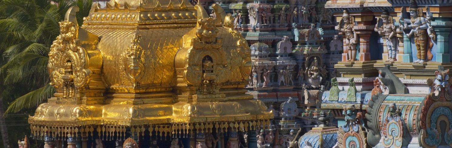Madurai Main, Indija