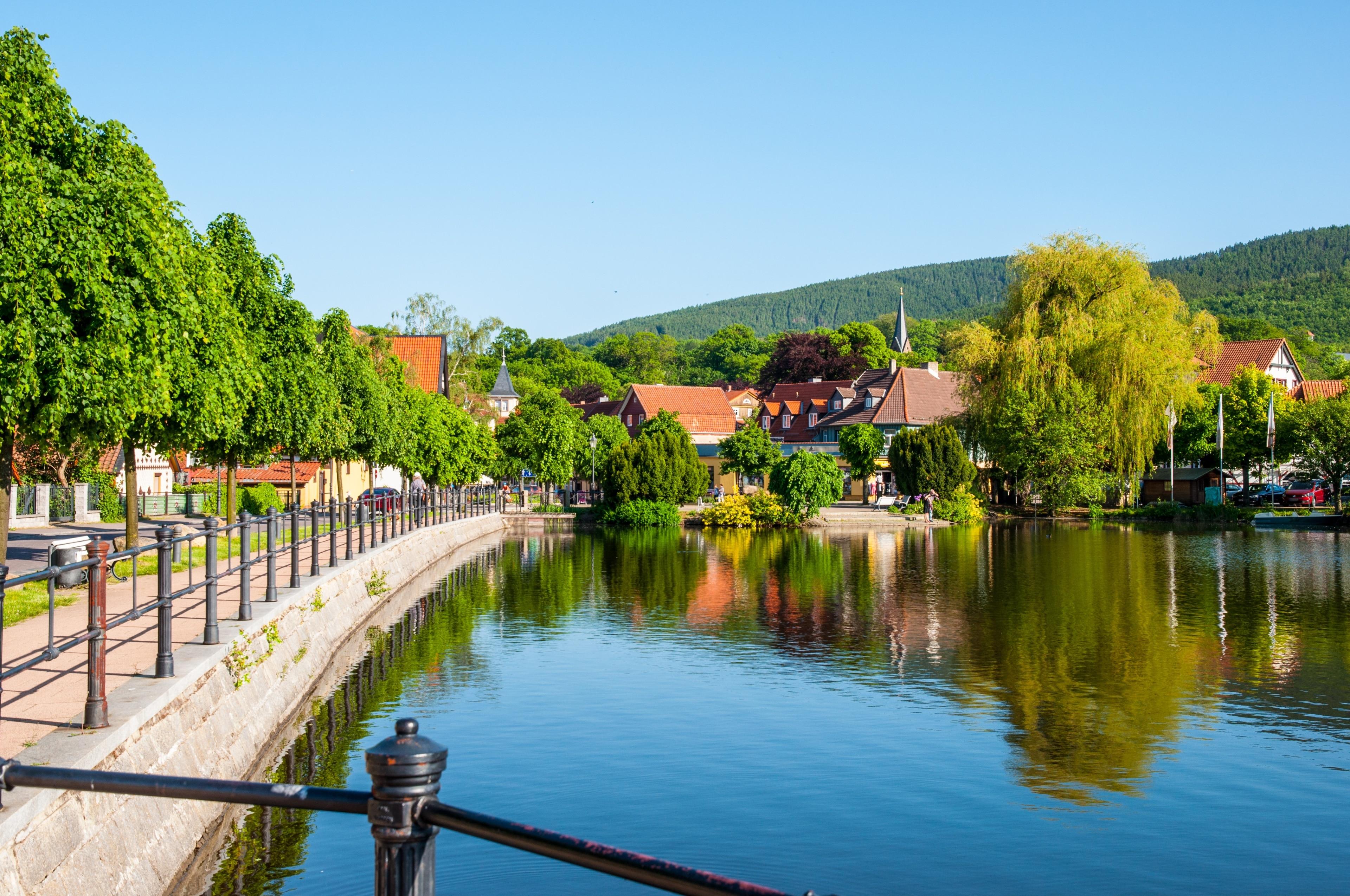Harz District, Saxony-Anhalt, Germany