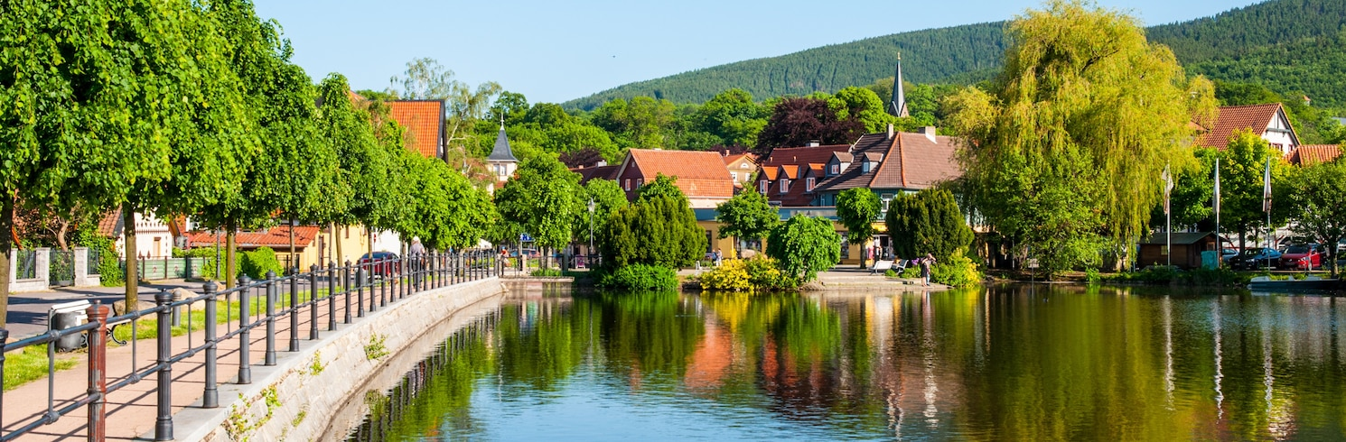 Ilsenburg, Almanya