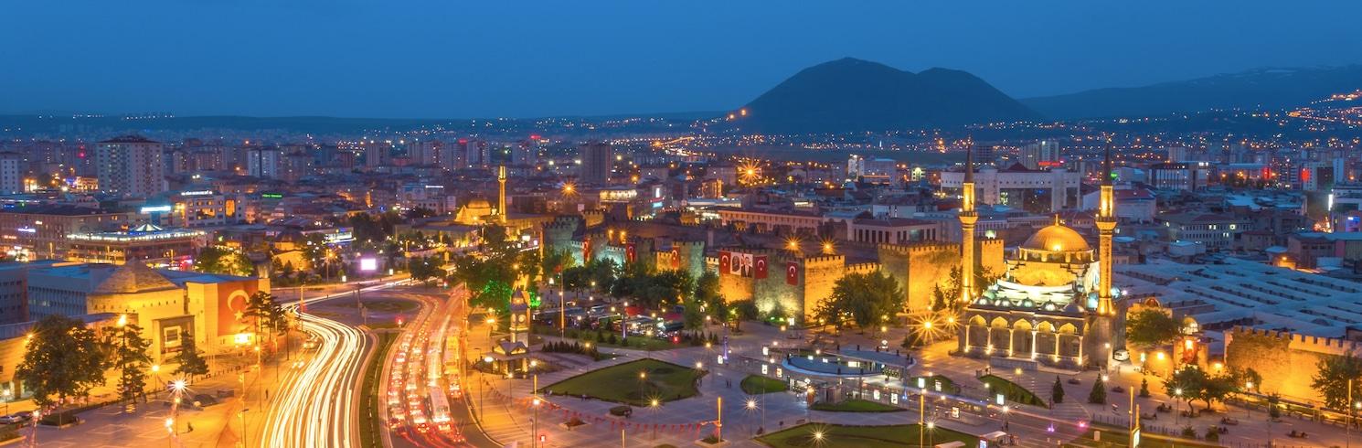 開塞利, 土耳其