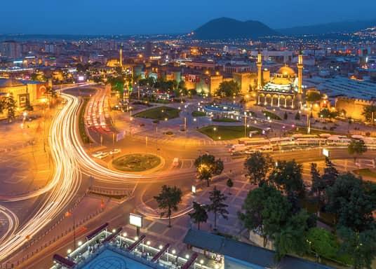 كابادوكيا, تركيا
