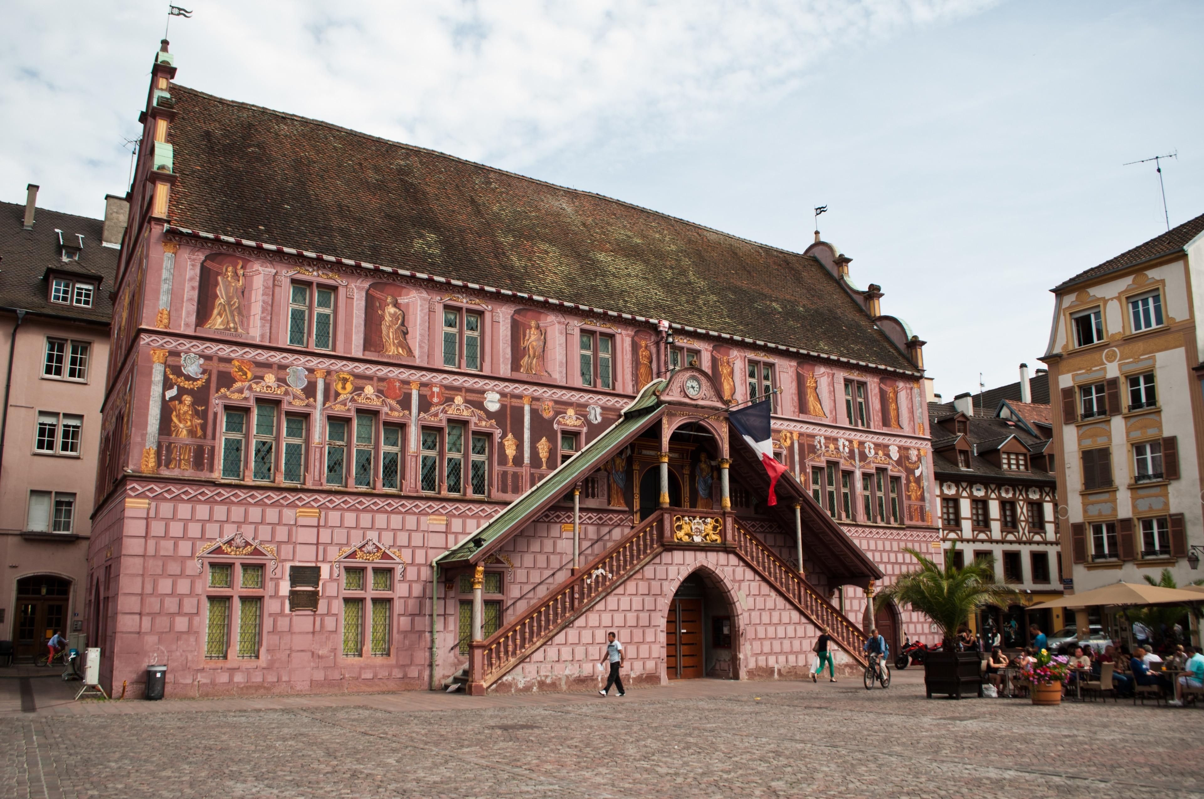Mulhouse, Haut-Rhin, France