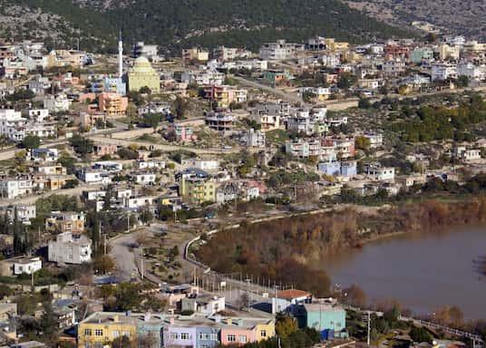 Provinz Mersin, Türkei