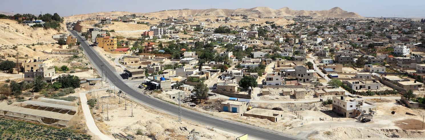 Jericho, Palestínske územia