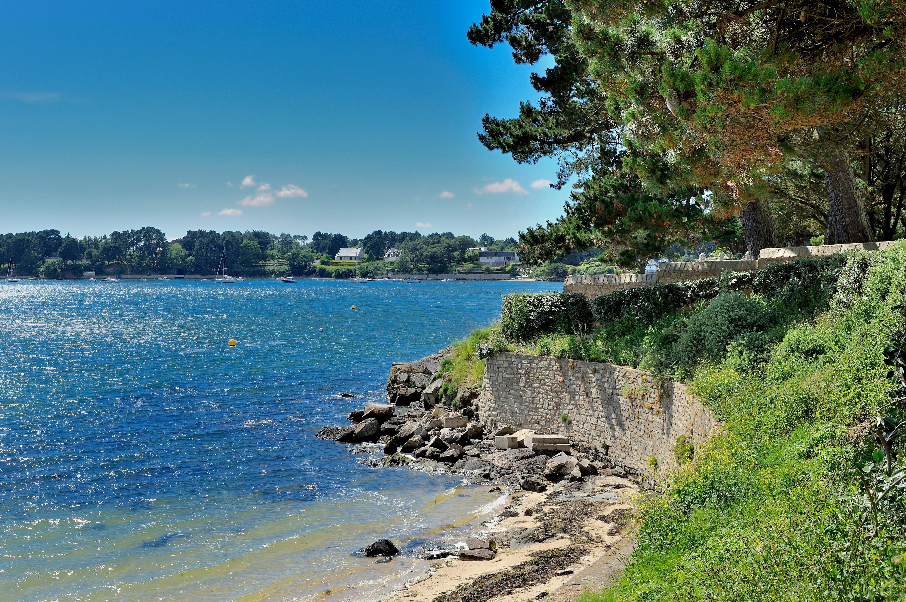 Golfe du Morbihan, France