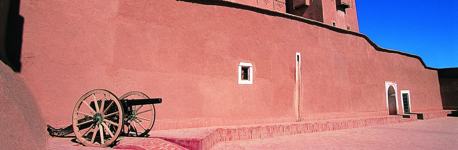 Ouarzazate, Marokas