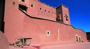 Kasbah de Taourirt, Ouarzazat, Maroc