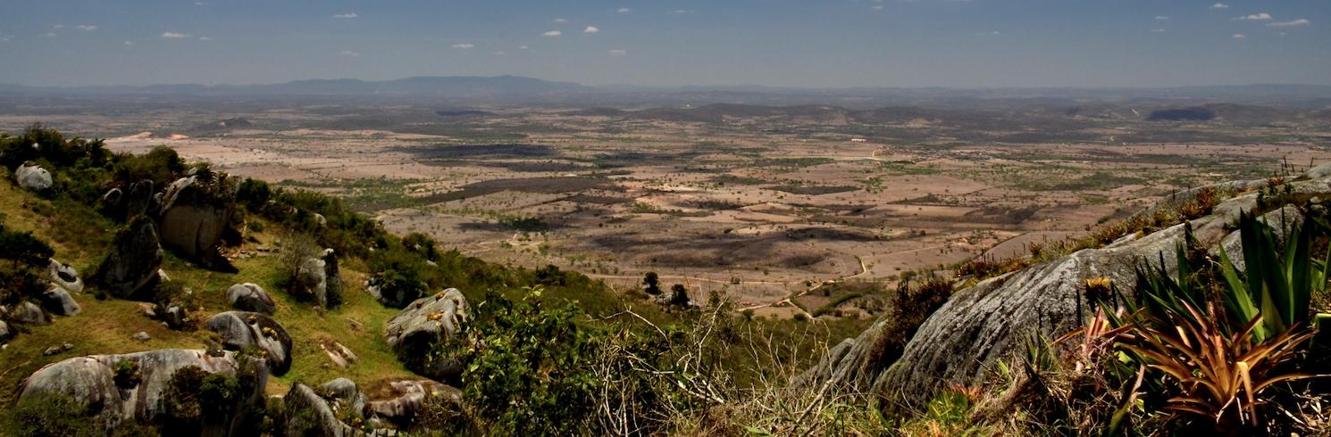 Serra Negra, Brazil