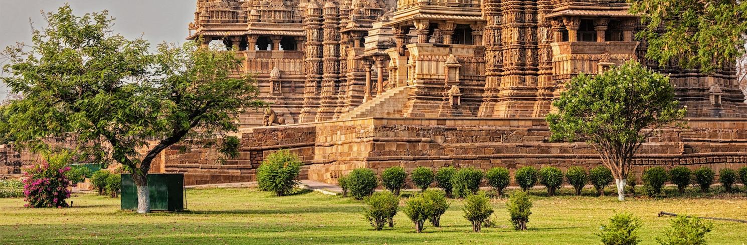 Khajuraho, Indija