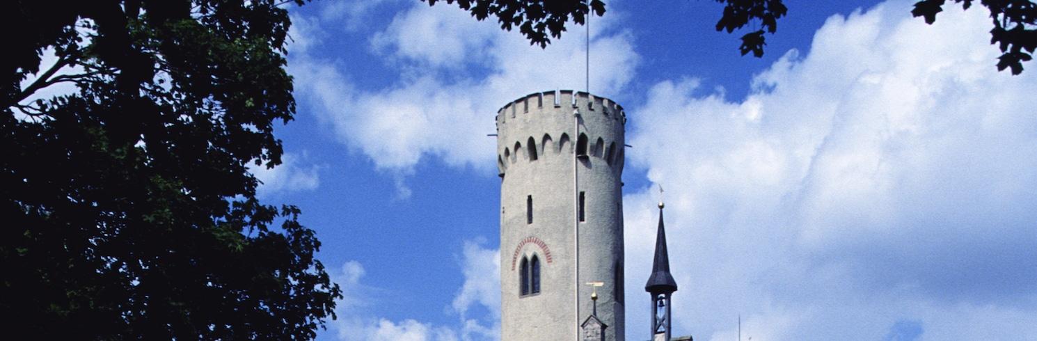 利希滕斯坦, 德國