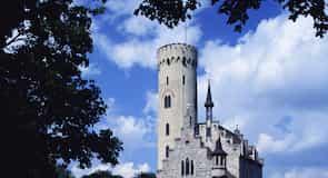 利希滕斯坦城堡
