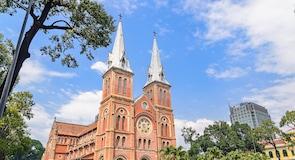 Saigon Notre-Dame basilíkan