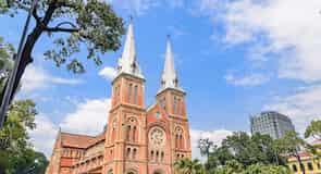 Bazilika Notre-Dame v Saigonu
