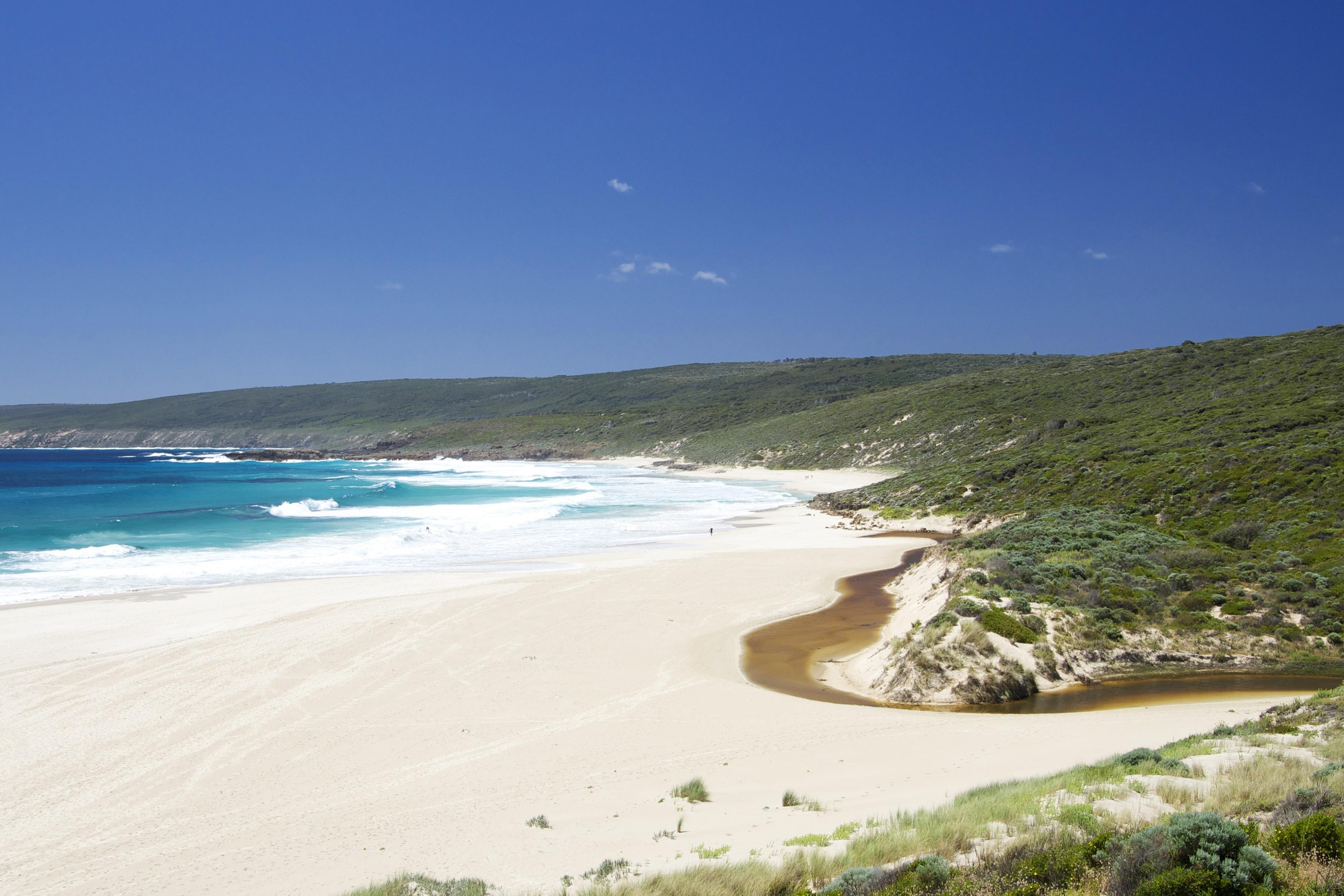 Yallingup Beach, Western Australia, Australia