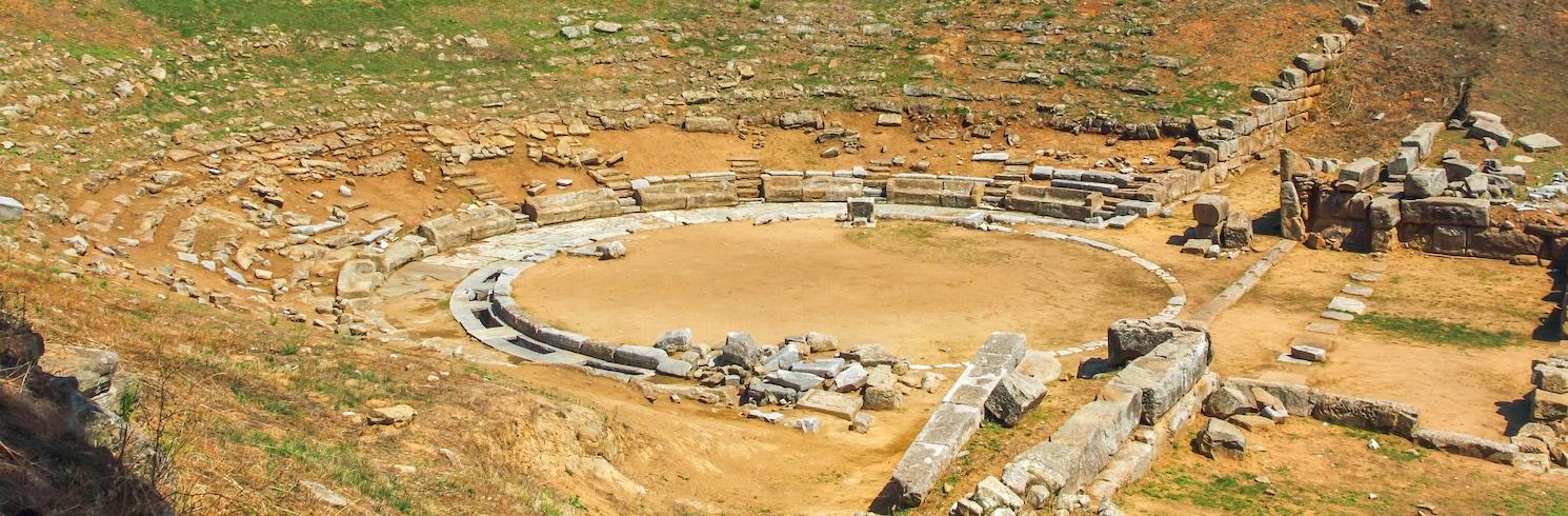 Aetolia-Acarnania, Greece