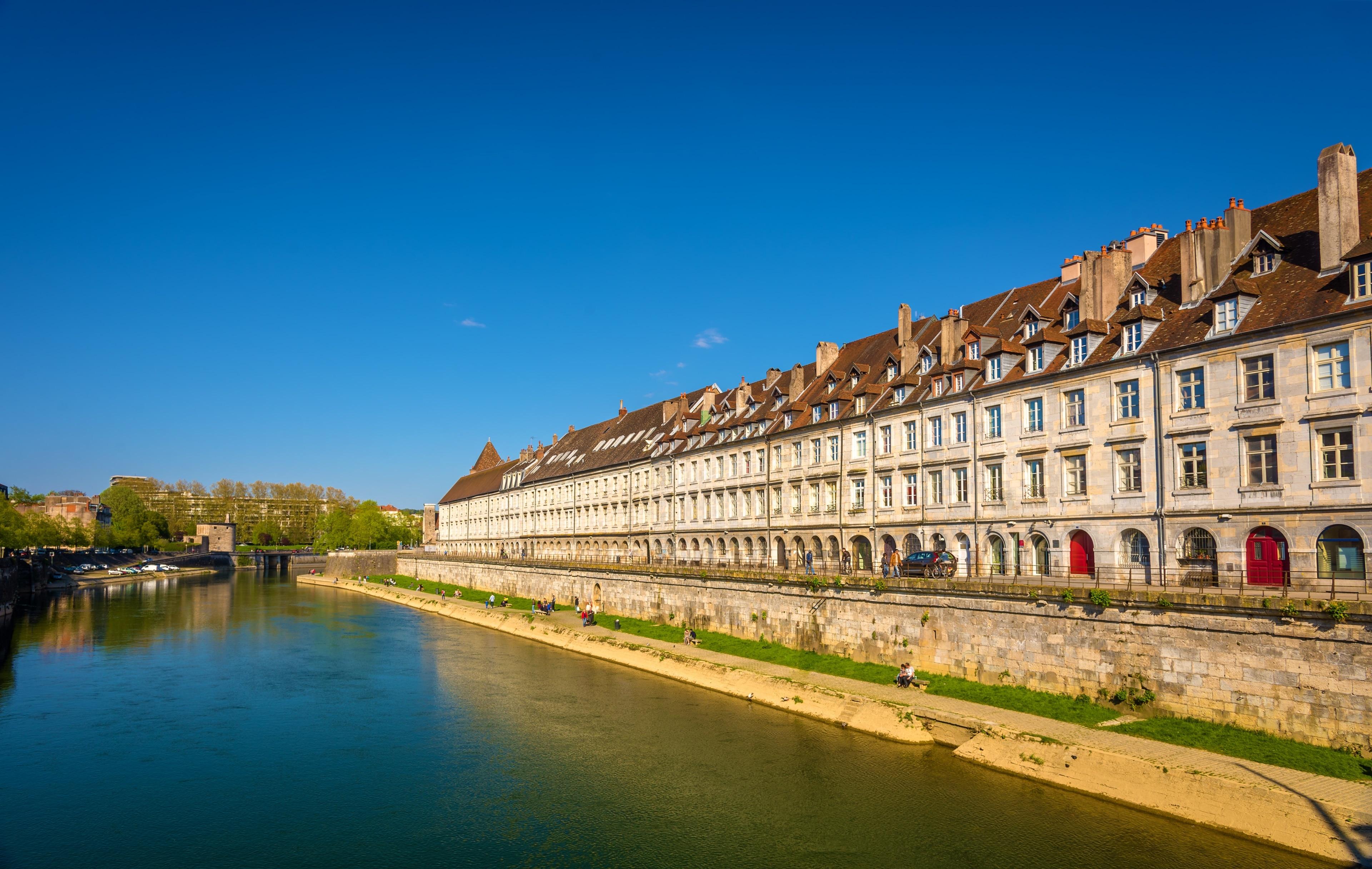 Besançon, Département Doubs, Frankreich