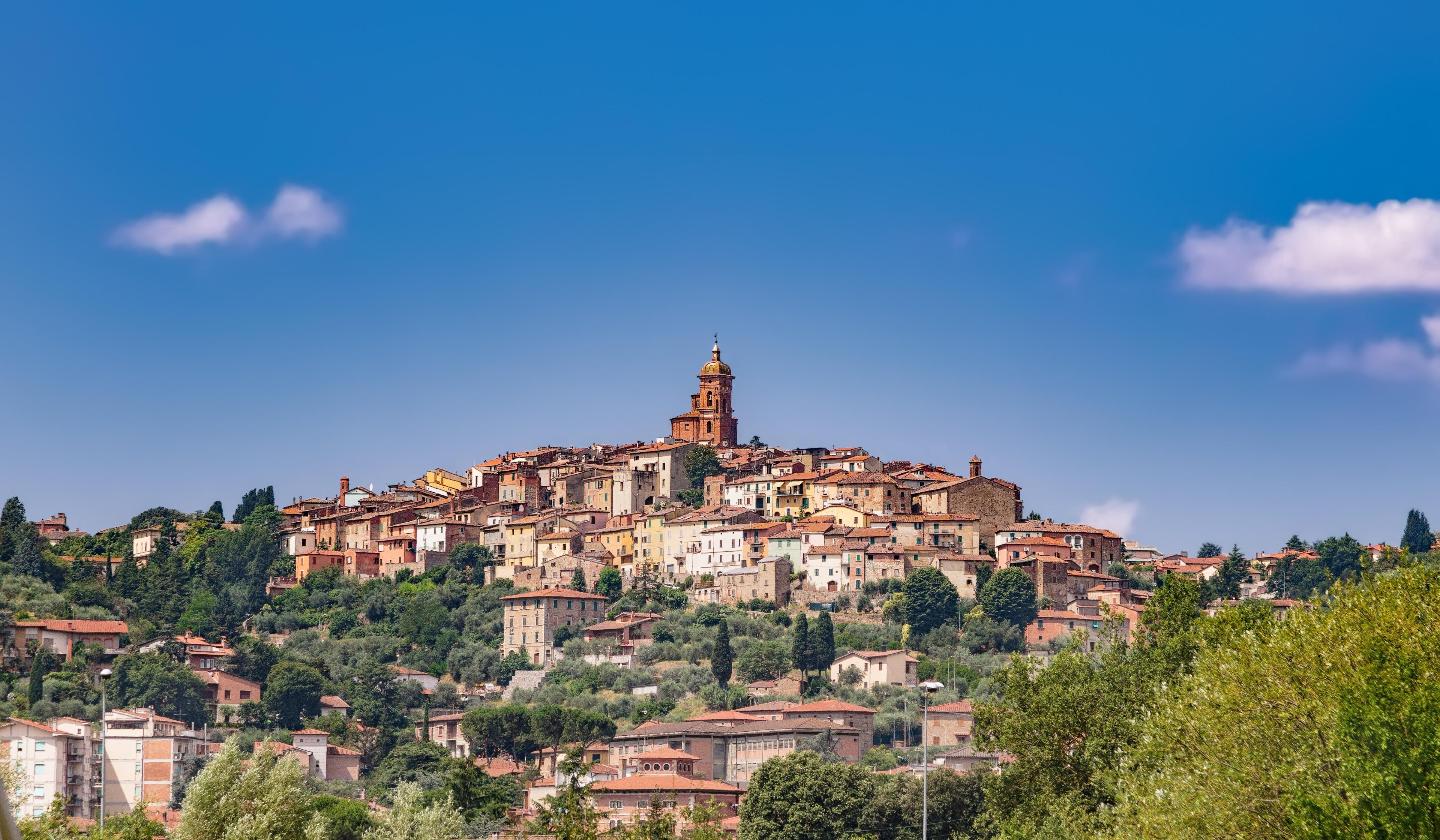 Sinalunga, Tuscany, Italy