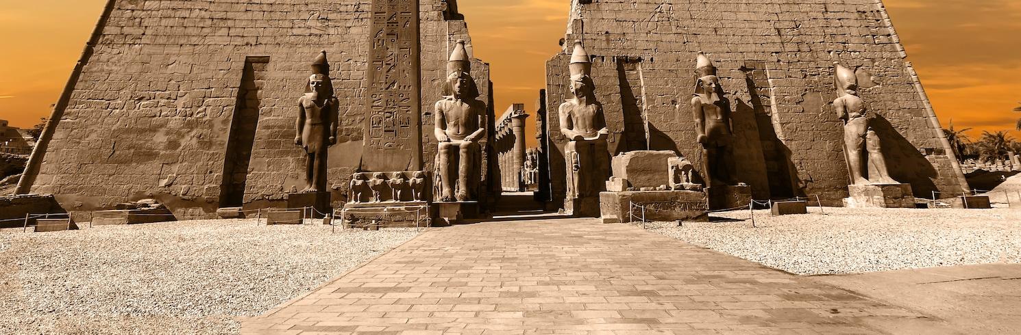 West Bank, Egypt