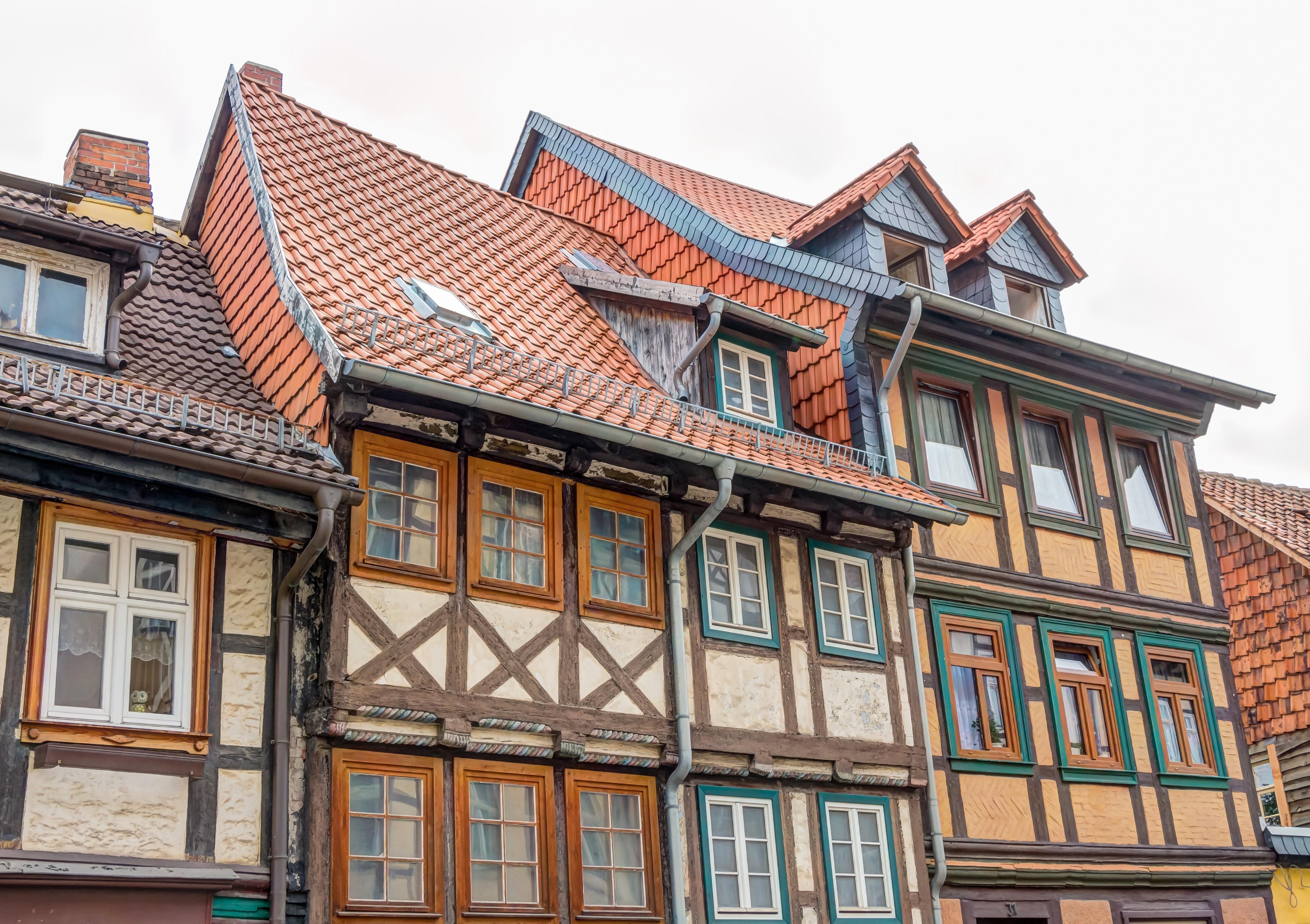 Wernigerode, Sachsen-Anhalt, Deutschland