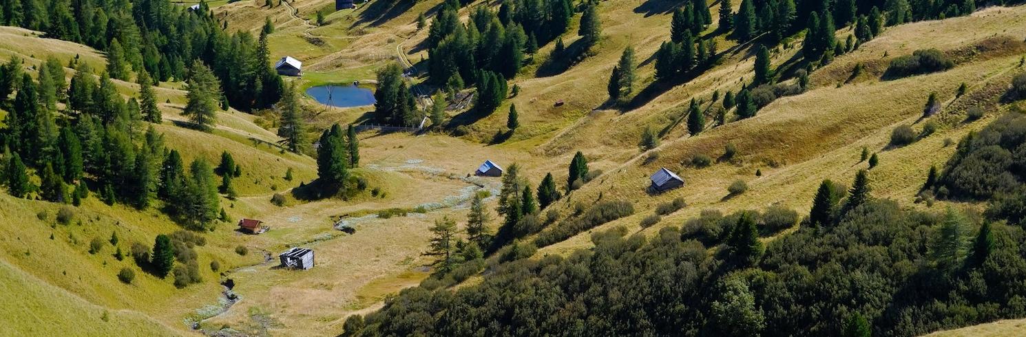 Zona de esquí este de Trentino, Comunità Valsugana e Tesino, Italia