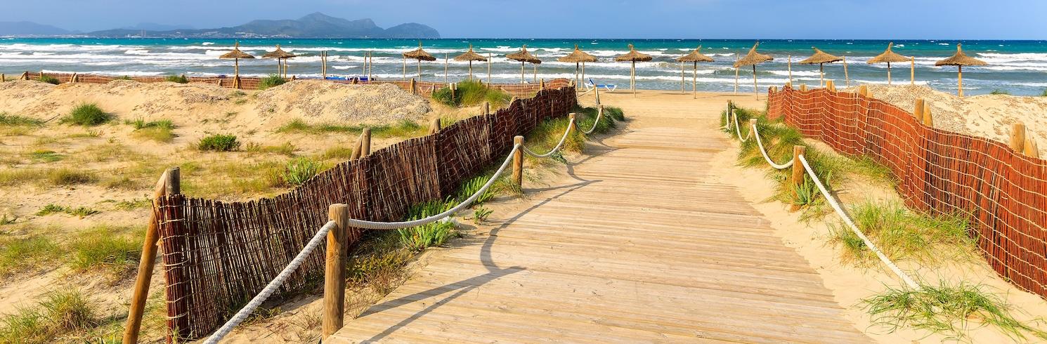 Can Picafort, Sepanyol