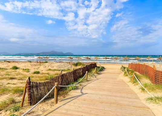 Can Picafort, Spanien