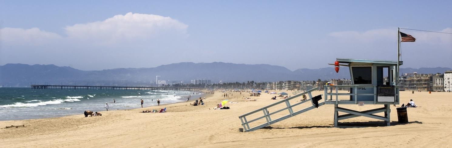 Marina del Rey, Kalifornien, USA