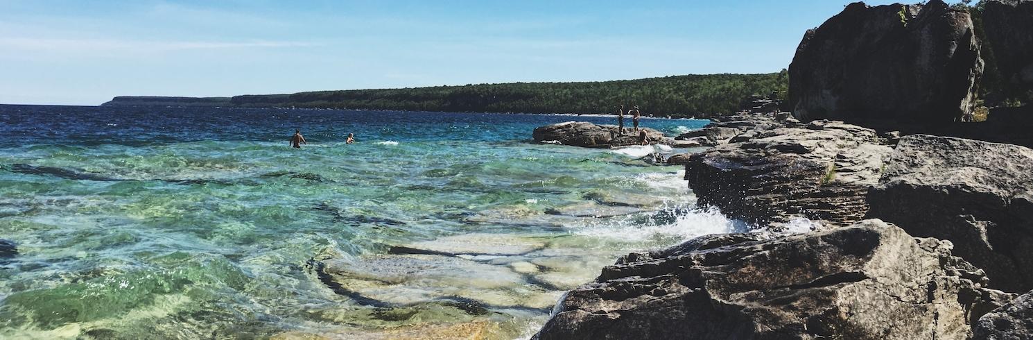 Owen Sound (med omnejd), Ontario, Kanada