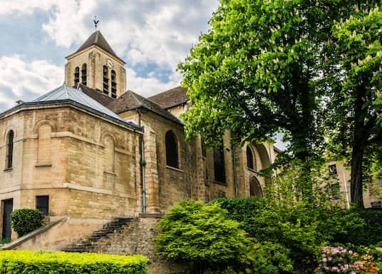 Іврі-сюр-Сен, Франція