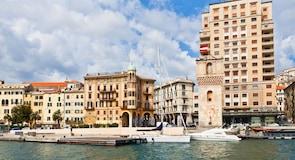 Hafen von Savona