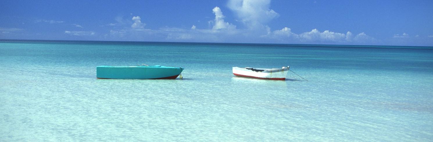 Džonsons Pointas, Antigva ir Barbuda