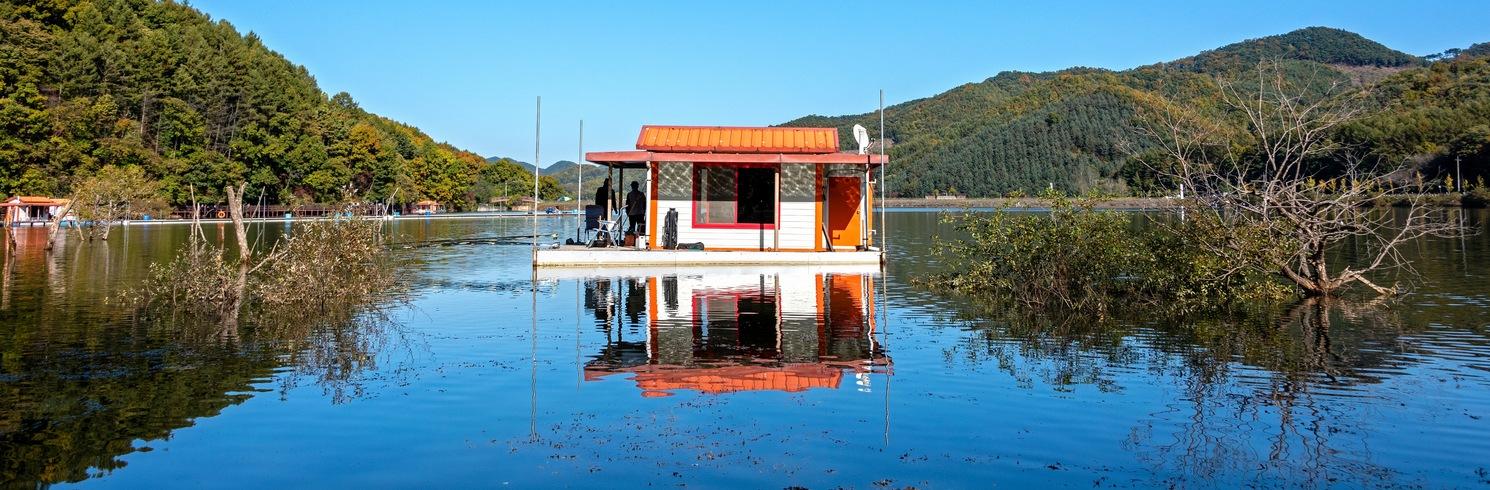 Goesan, Jižní Korea