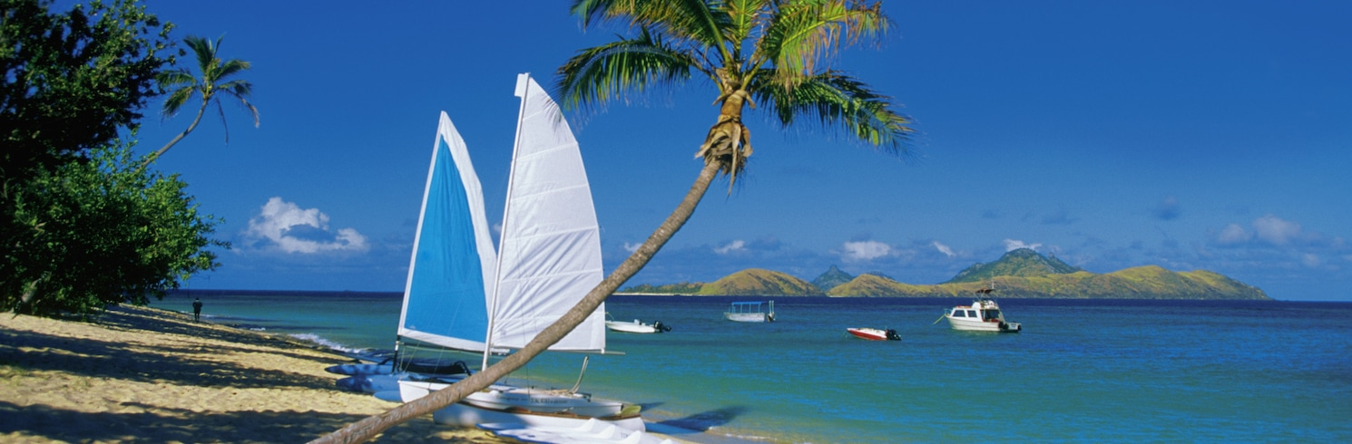 División Oeste, Fiji