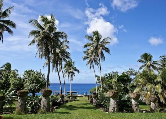 เกาะโรตา, หมู่เกาะ Northern Mariana