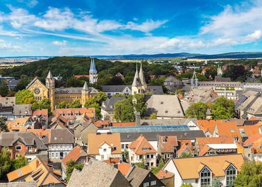 Goslar Old Town, Germany