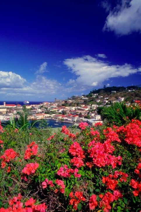 St. George's Harbor, St. George's, Grenada