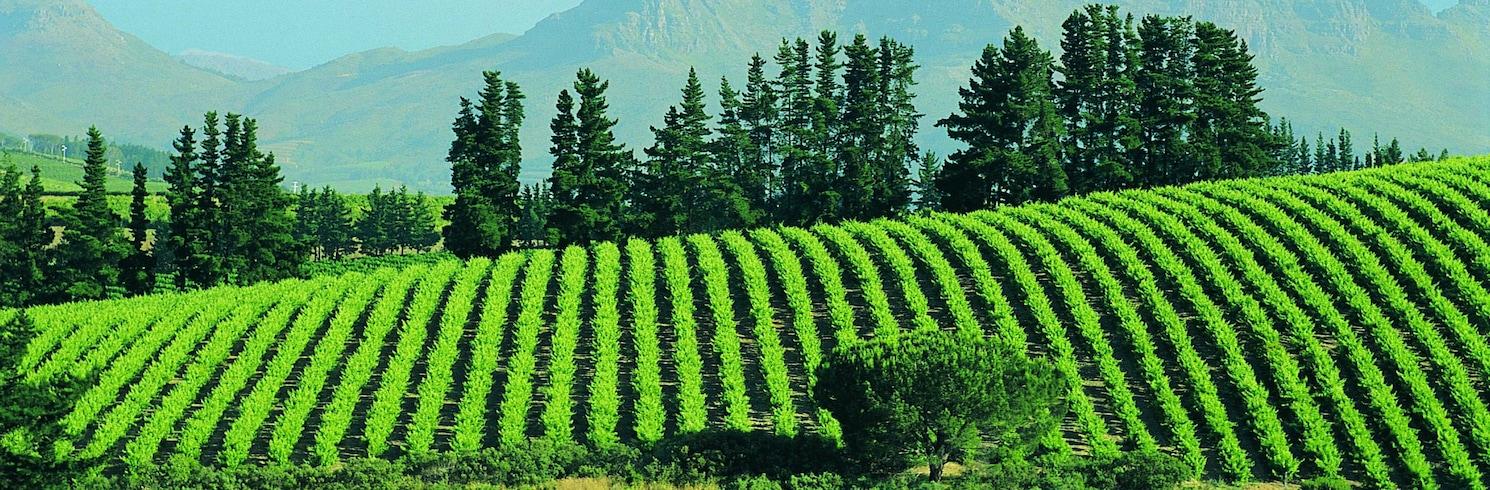 Stellenbosch, Afrique du Sud