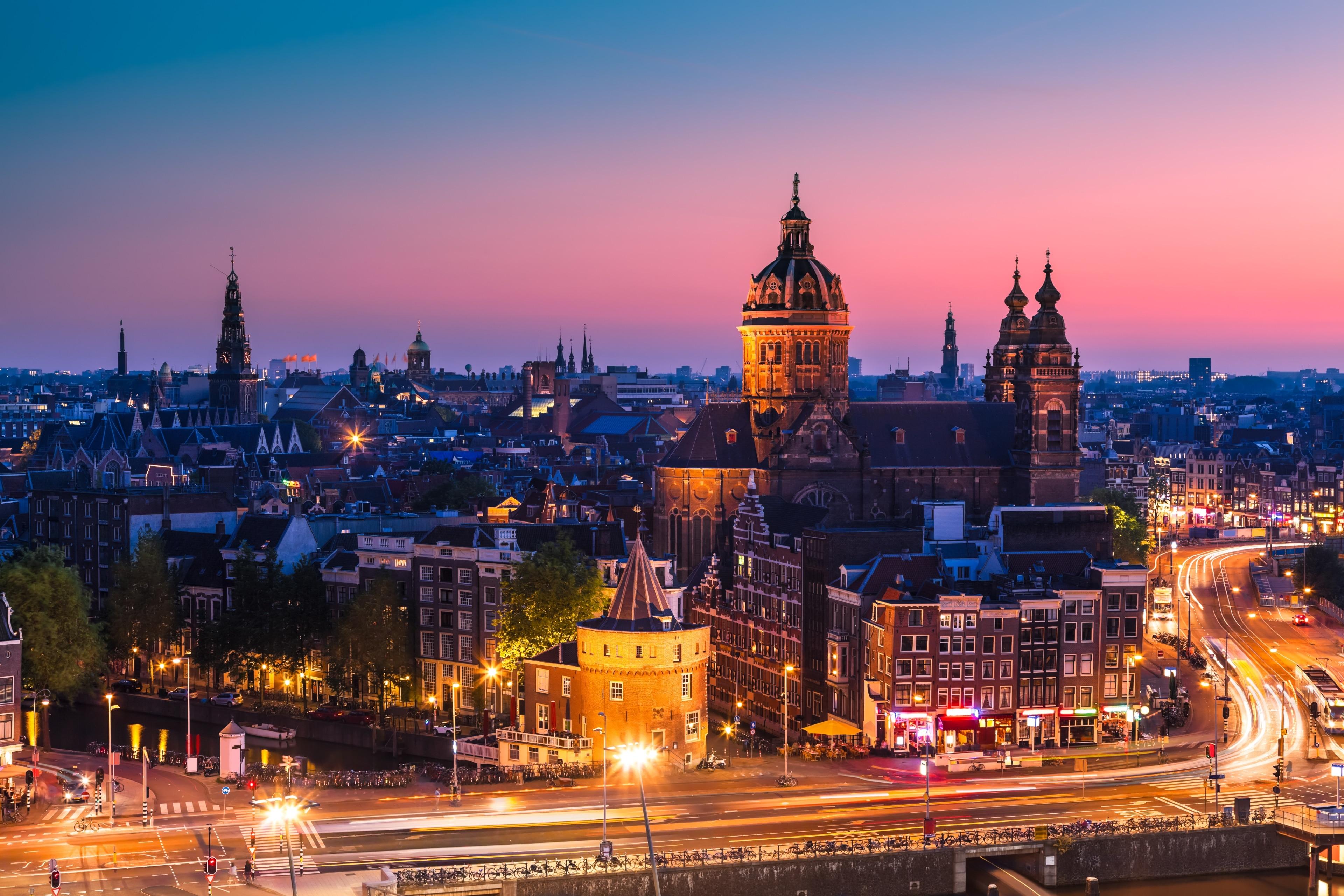 Nieuw-West, Amsterdam, North Holland, Netherlands