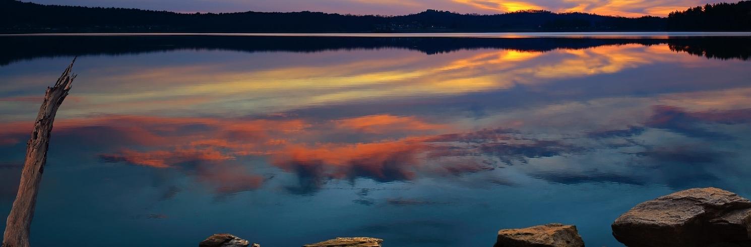 Seneca Lake (and vicinity), New York, United States of America