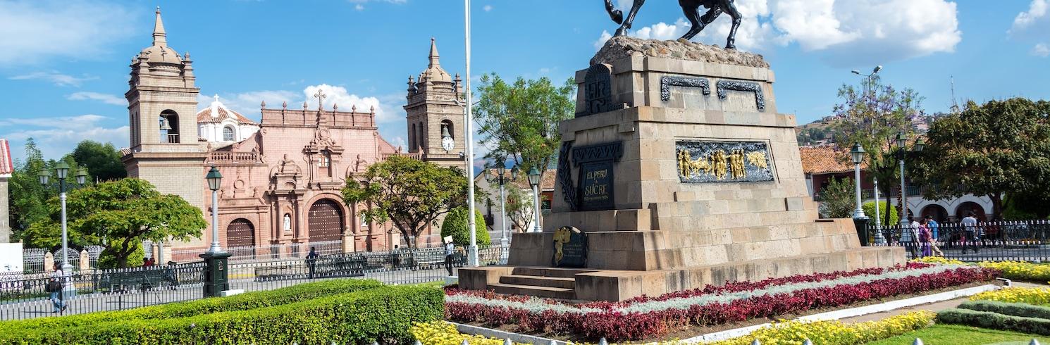 Аякучо, Перу