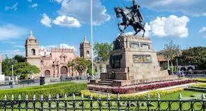 Ayacucho Plaza de Armas