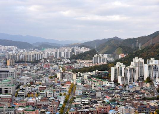 Gwangju, Zuid-Korea