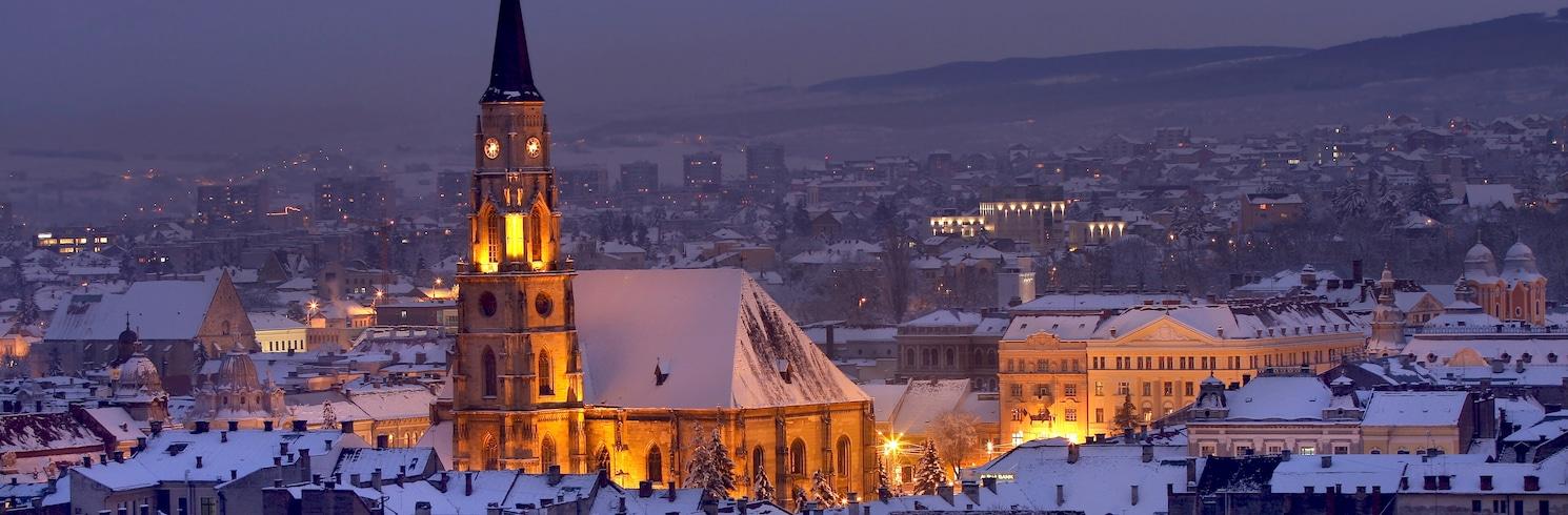 聖傑爾, 羅馬尼亞