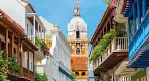 Cartagena Walled City