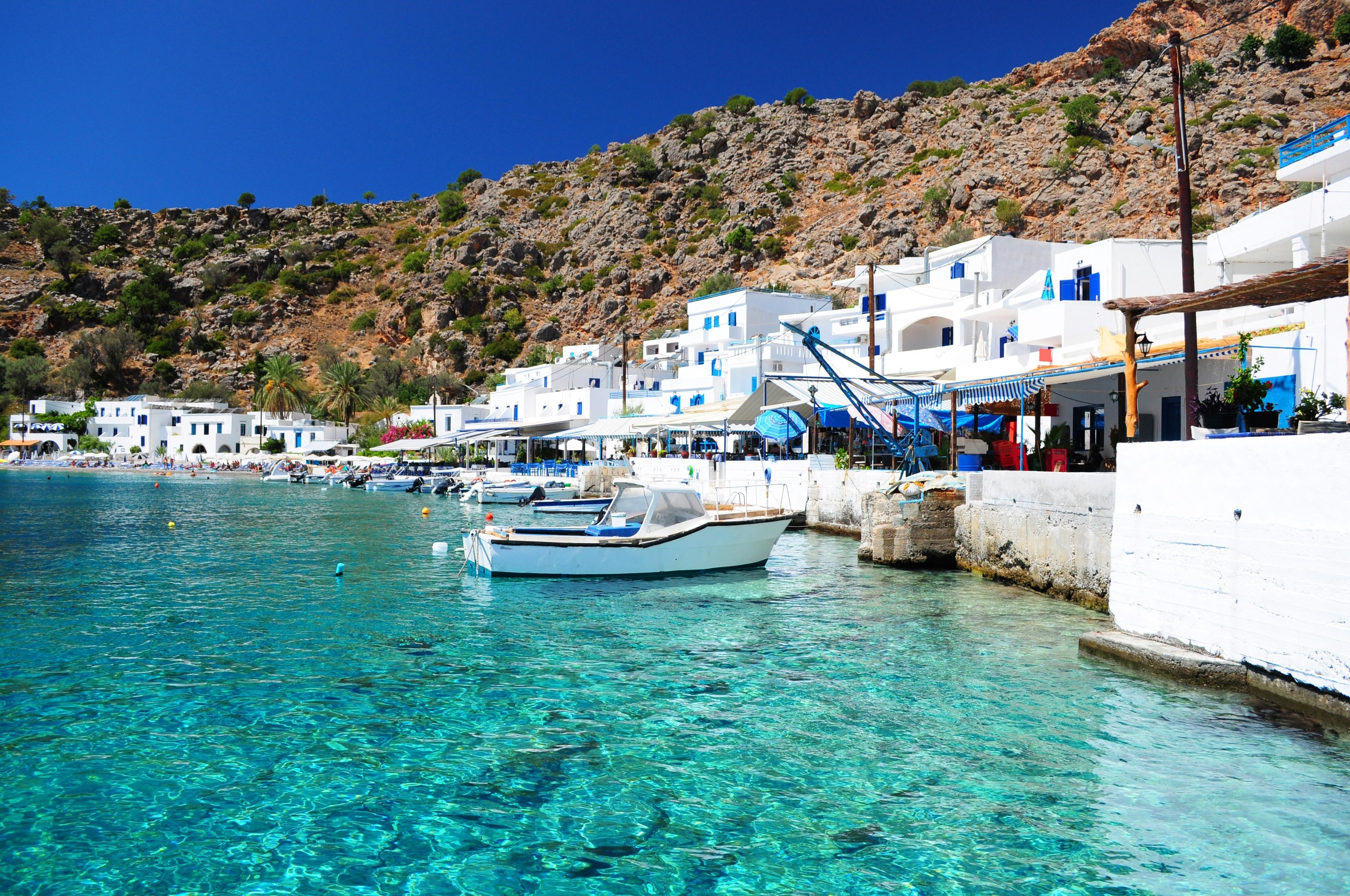 Sfakia, Kreta, Griekenland