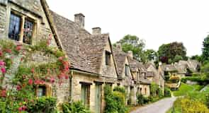 Village historique Arlington Row